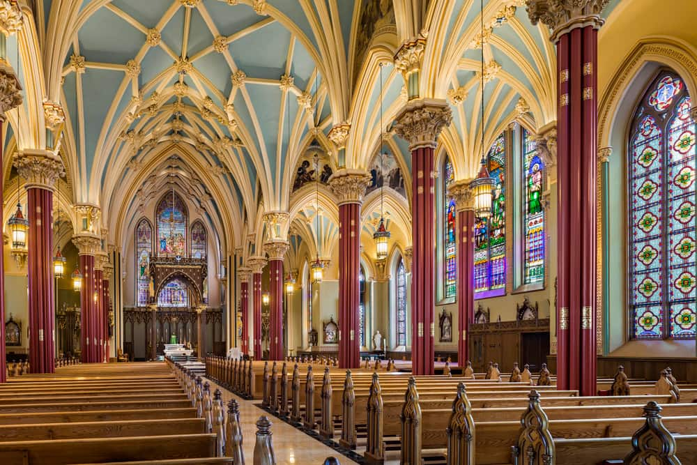 Cathedral Of St. Patrick 1