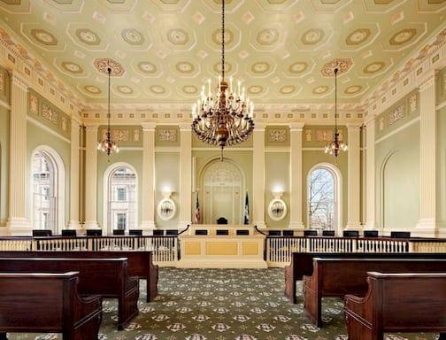 Waterbury City Hall Restoration