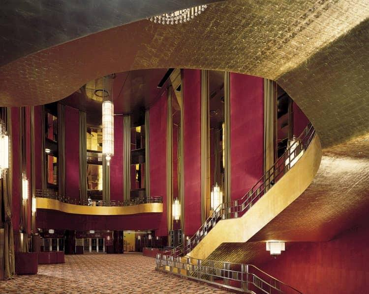 Radio City Music Hall Lobby, NYC