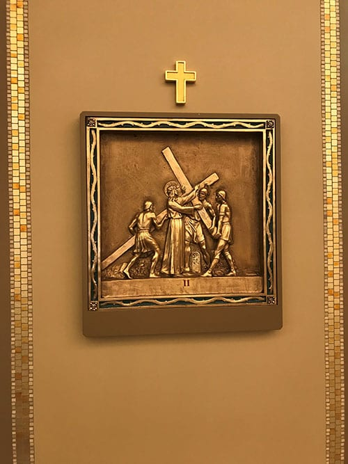 St. Thomas More Stations of Cross