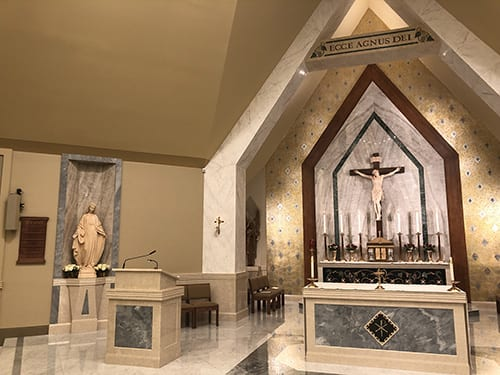 St. Thomas More Sanctuary