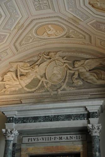 Vatican Museums Trompe L'oeil