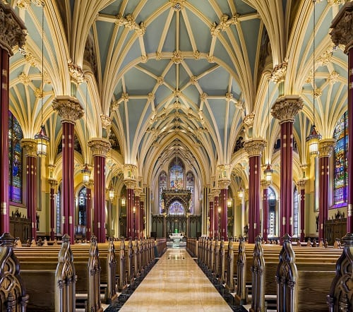 Cathedral of St Patrick's