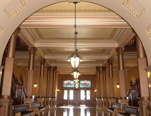 Kansas State Capitol Lobby