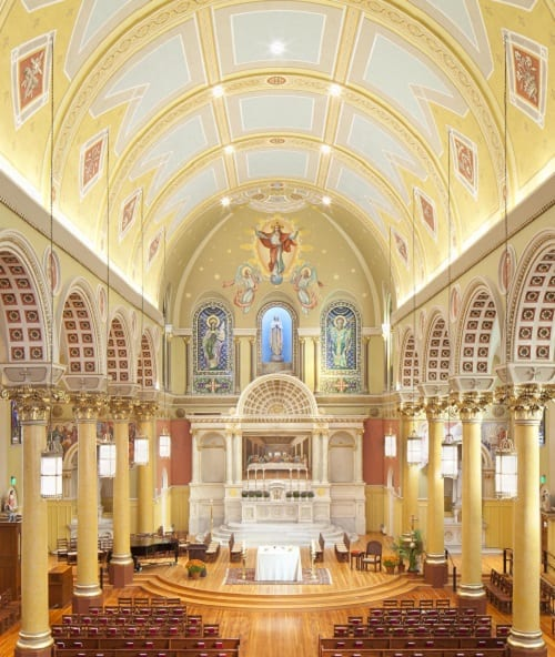 St Cecelia Church