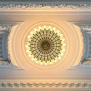 Casting Historic plaster Ornament -Yale
