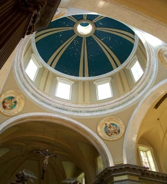 Completed Dome