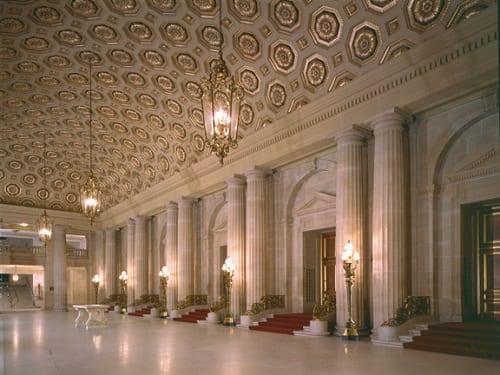 Opera House - Grand Lobby